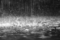 hujan dimalam hari